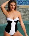 Urban Zebra One-piece Swimsuit